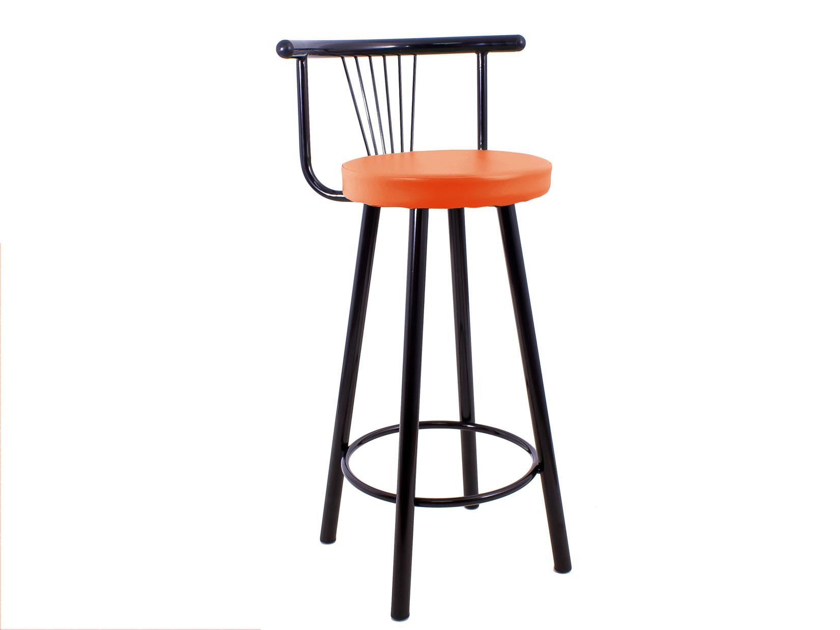 Мягкий барный стул для кухни 153-16124