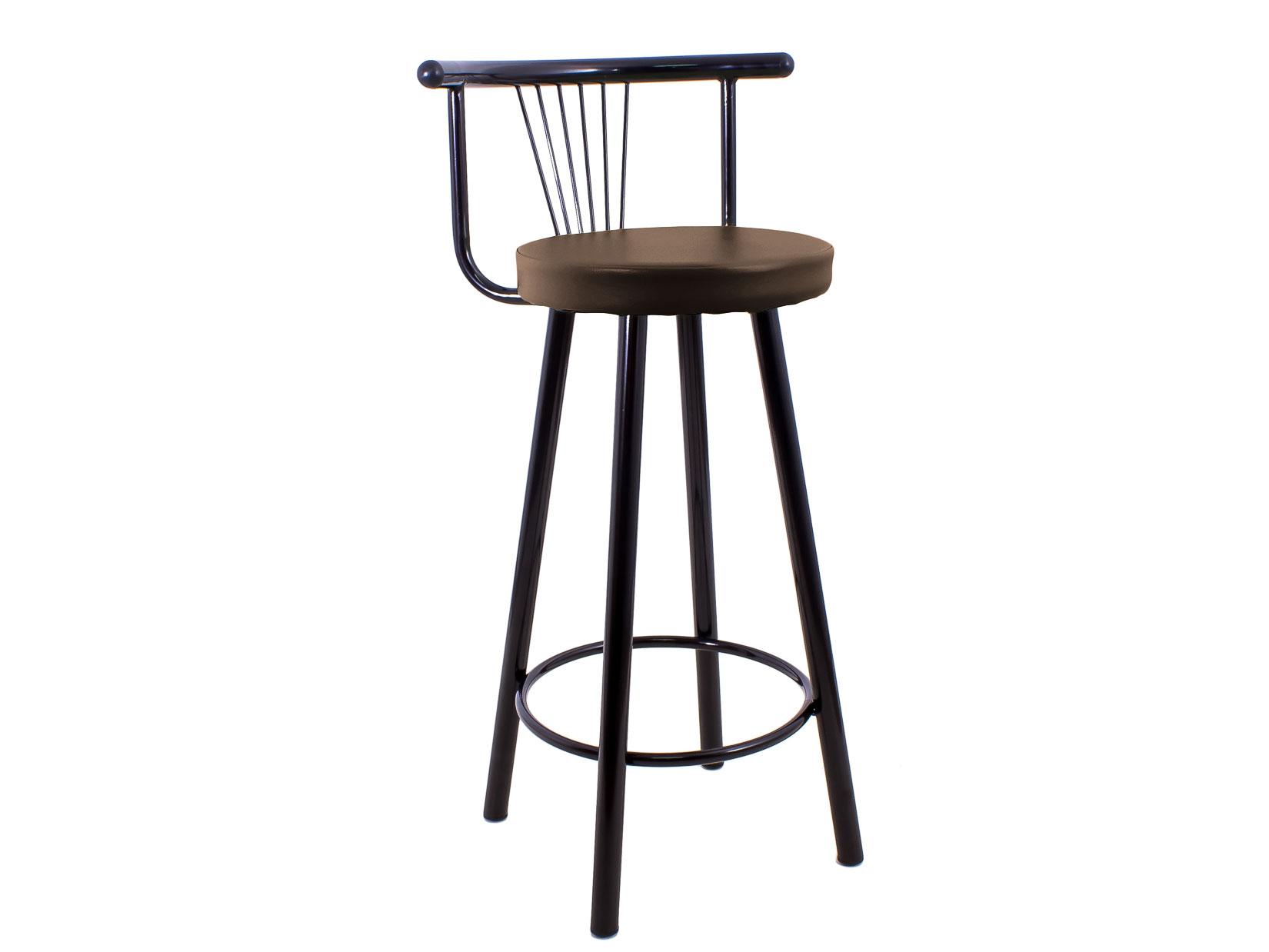 Мягкий барный стул для кухни 109-84494
