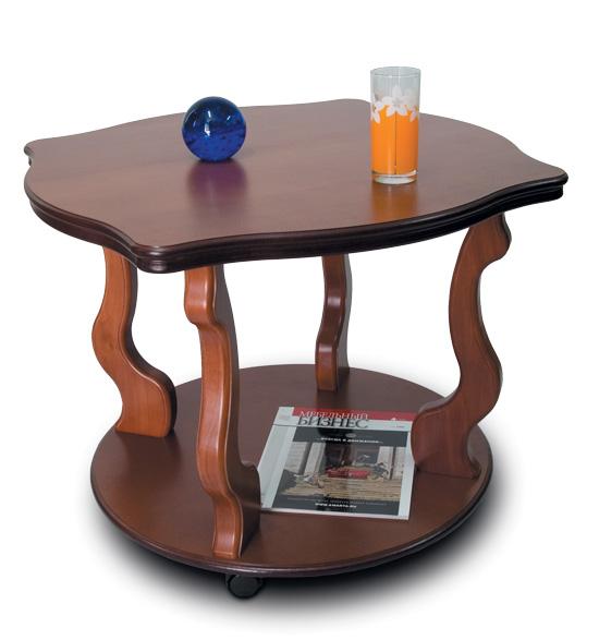 Журнальный стол из массива дерева 149-43307