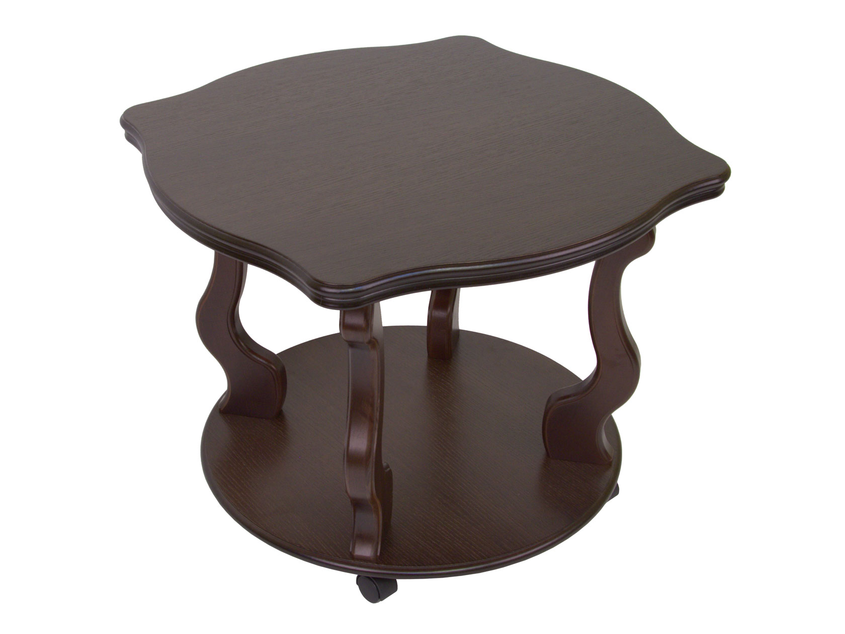 Журнальный стол из массива дерева 164-103027