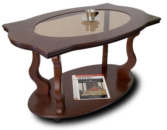 Журнальный столик из массива дуба 141-1493