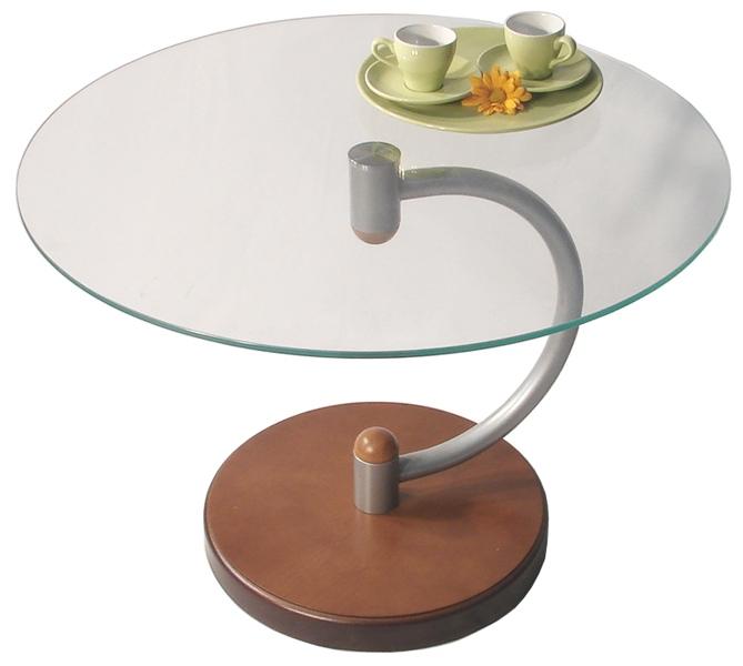 Кофейный стол круглый 153-4501