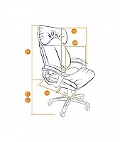 Кресло 500-95064