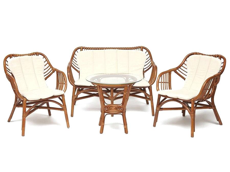 Комплект плетеной мебели 150-102879