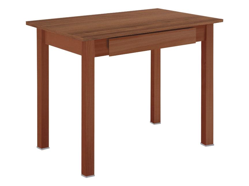 Кухонный стол с ящиком для приборов 160-100923