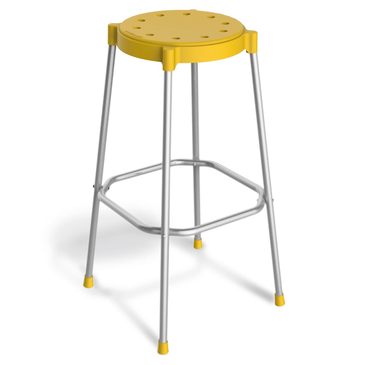 Круглый барный стул 179-94356